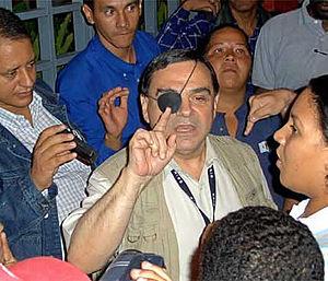 Español: Imagen del Periodista e internacional...