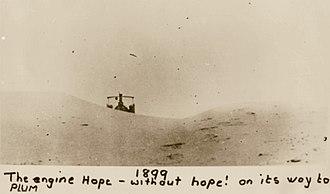 Walvis Bay 2-4-2T Hope - Image: Walvis Bay 2 4 2T Hopeless