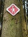 Wanderwegschild Ammersee Lech.JPG