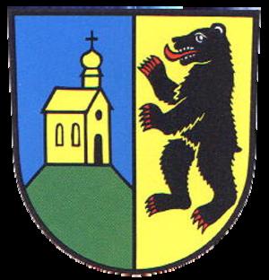 Wittnau, Baden-Württemberg - Image: Wappen Wittnau Breisgau