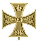 War Merit Cross, 1st class (Brunswick)