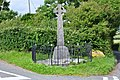 War memorial near Dendron and Gleaston - geograph.org.uk - 1405531.jpg