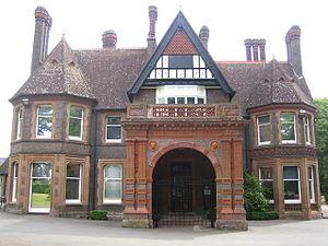 Wardown Park Museum - Image: Wardownmuseum