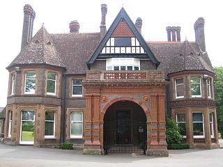 Wardown Park Museum Museum in Luton, Bedfordshire, England