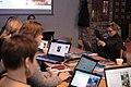 Warsztat edytowania Wikipedii 09.jpg