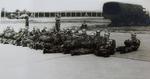 Warten auf den Einsatz, Luftlande Spezial Geräte Kompanie 9, Penzing - 1958.png