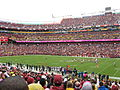 Washington Redskins Vs Atlanta Falcons 07.10.2012 FedEx 021.JPG