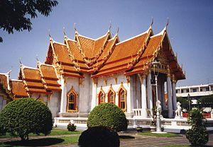 Dusit District - Wat Benchamabophit