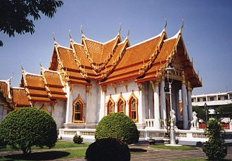 Dusit District - Wat Benchamabophit