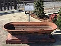 Water Trough at Ashburn Station Park.JPG