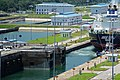 Water saving basins Agua Clara Locks 09 2019 0782.jpg