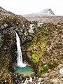 Waterfall, Allt Coire na Lurgainn - geograph.org.uk - 1089609.jpg