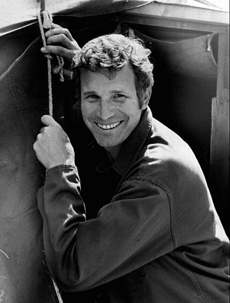 Wayne Rogers - Rogers as Trapper in M*A*S*H, 1972