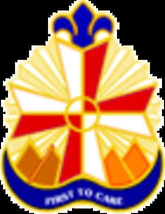 William Beaumont Army Medical Center - The WBAMC Distinctive Unit Insignia