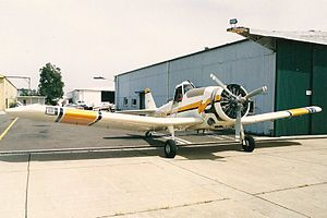 Weatherly 620B (VH-WEI) at Bankstown Airport (1).jpg