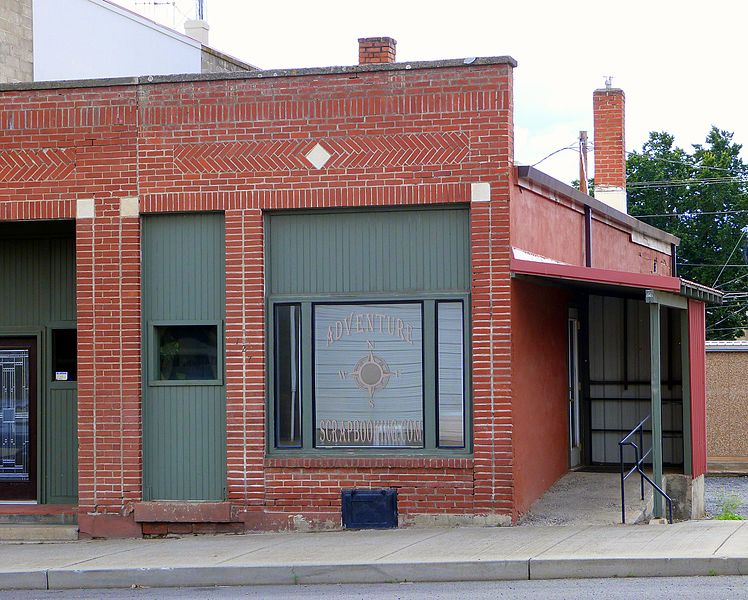File:Weed Building - Condon Commercial HD 20 - Condon Oregon.jpg