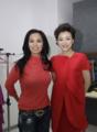 Wei Wei with Yang Lan.png