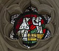 Wells Cathedral, Stained glass window (34154406365).jpg