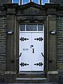 West Bradford Methodist Church,Doorway - geograph.org.uk - 759023.jpg
