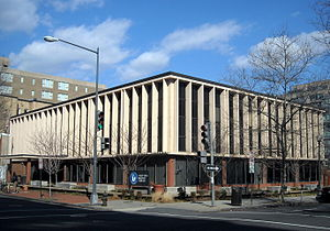 Government of the District of Columbia - The West End Neighborhood Library of the District of Columbia Public Library