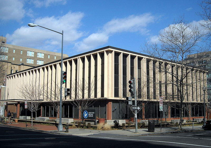 West End Library - Washington, D.C..JPG