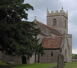 Church of St Lawrence at Westbury