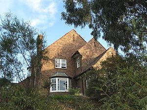 Westerfolds Park - Image: Westerfolds Park Manor House Northside