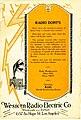 Western Radio Electric Company advertisement (Los Angeles, 1922).jpg
