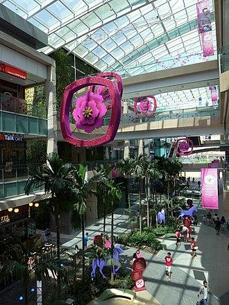 Westgate, Singapore - Westgate (Singapore) Atrium
