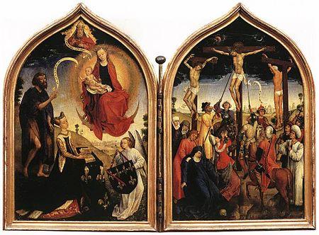 gothische periode 19 eeuwen schilderkunst