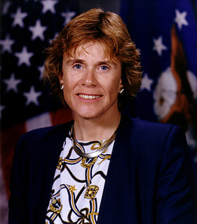 Sheila Widnall American aerospace researcher and educator