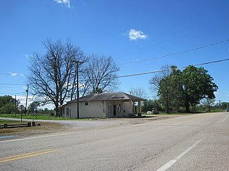 Wheatley, Arkansas - Image: Wheatley AR 018
