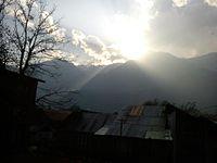 When The Sun blinks through the Mountain.jpg