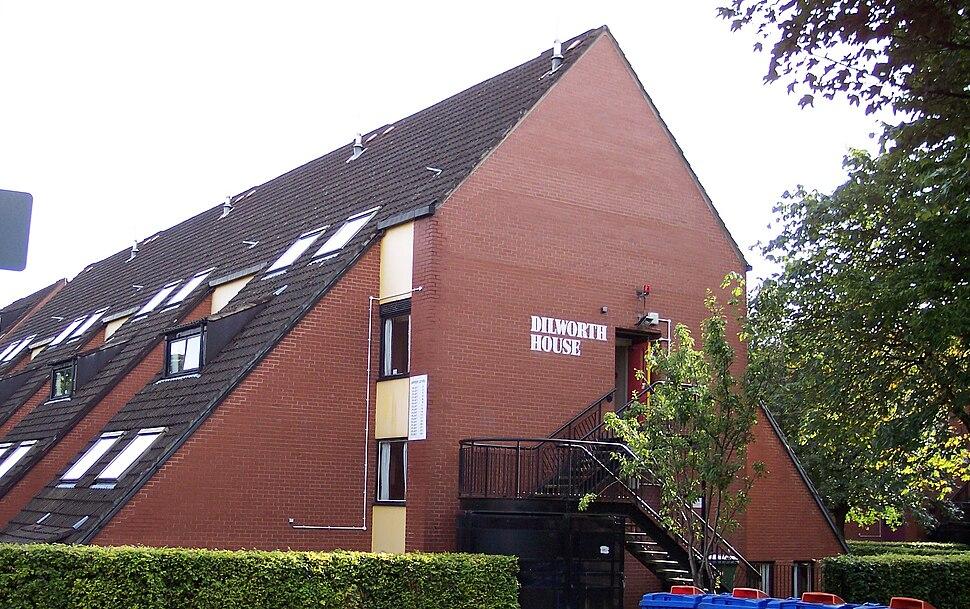 Whitworth Park Halls