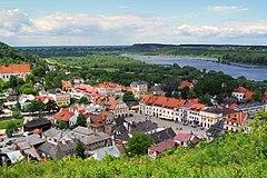 Kazimierz Dolny Wikipedia Wolna Encyklopedia