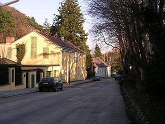 Hernals - Artariastrasse in Neuwaldegg.