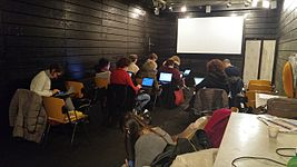 WikiDonne's SIS course in Rome 11.jpg