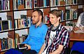 WikiMěsto Mariánské Lázně, přednáška v knihovně 3.jpg