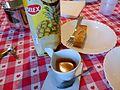 Wikimania 2016 Deryck day 4 - 06 breakfast espresso.jpg