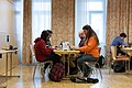 Wikimedia Hackathon Vienna 2017-05-20 Hacking Blunzn 02.jpg