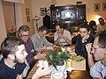 Wikipedia 12 2005 14 Zajecia w grupach.JPG