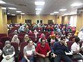 Wikipedia Education Conference, Ain Shams99.JPG