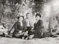 Will & Etta Chopek Englert (right) with her sister Emma Chopek Unrath, c1909.tif