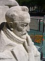 Willem van Oranje (detail van monument).JPG