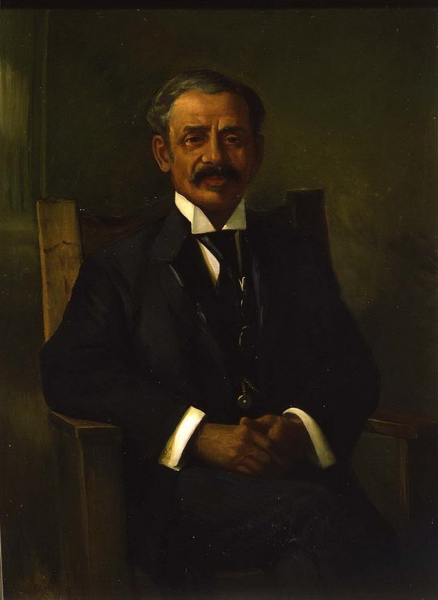 William Peyton Hubbard portrait