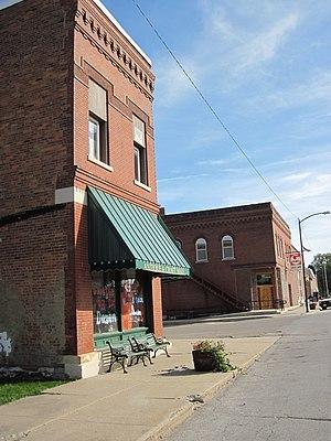 Williams, Iowa - Image: Williams iowa