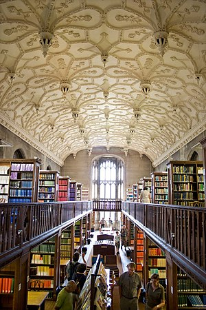 Wills Memorial Building - The Wills Memorial Geology Library