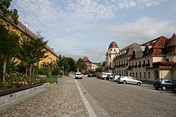 St. Barbara Platz ve Wilthenu