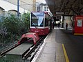 Wimbledon station Tramlink platform 10 look south2.JPG