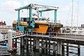 Windcat 10 Fleetwood in Marine Travelift.jpg